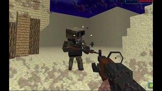PIXEL GUN - APOCALYPSE - 4 GAME WALKTHROUGH | SHOOTING GAMES
