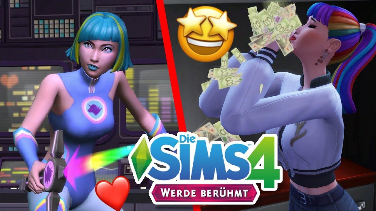 Sims 4 werde berühmt