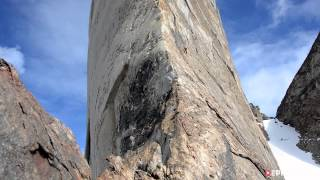 I'm Your Huckleberry (5.13): first ascent of a rock climb