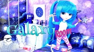 DIY - How to Make: Doll Room in a  Box:  GALAXY Room - Pinterest - Handmade - Crafts