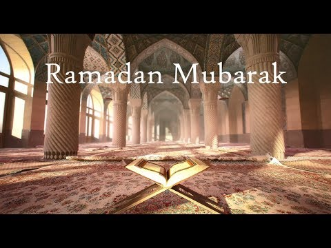 Ramadan Mubarak Video - Ramadan Kareem Video 2018 - Ramadan Greeting 2018