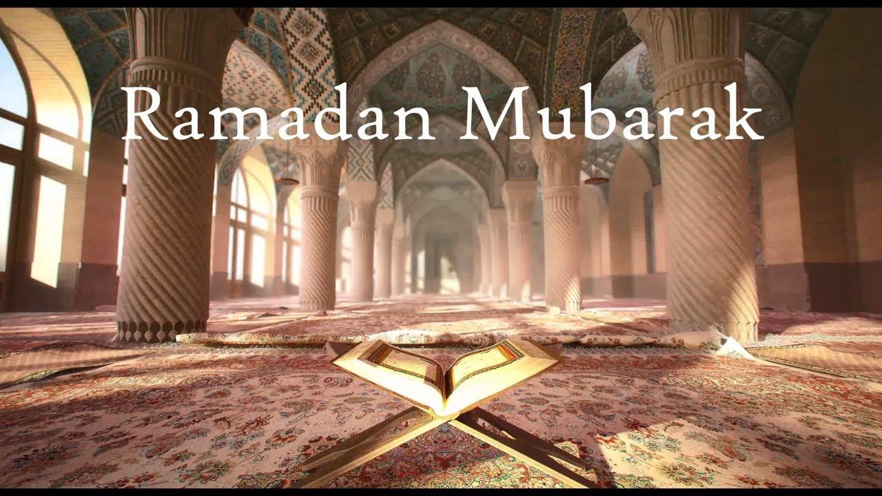 Ramadan Mubarak Video Ramadan Kareem Video 2018 Ramadan Greeting