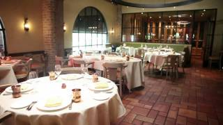 Bottega Restaurant in Yountville, Ca.