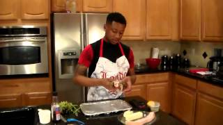 "Homemade Meat Loaf Special ""sin City Chef Boy Episode 7"""