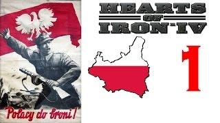 Hearts of Iron IV Türkçe Oynanış Polonya 1 Baltıklara