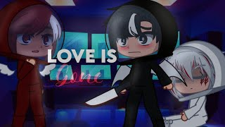 Love Is Gone [ Among Us Love Story ] GCMV