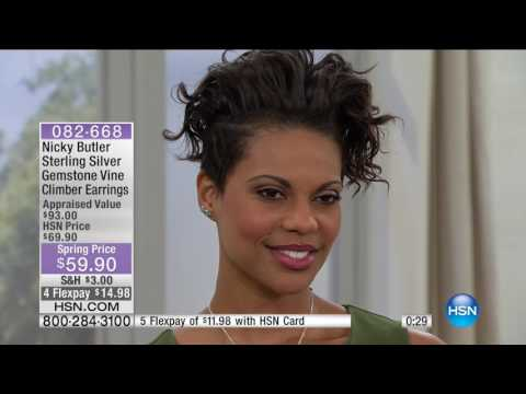 HSN | Silver Designs By Nicky Butler Jewelry 03.02.2017 - 09 AM