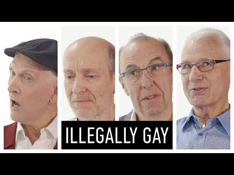 Growing up illegally gay - Four life stories | 'I am...' short film