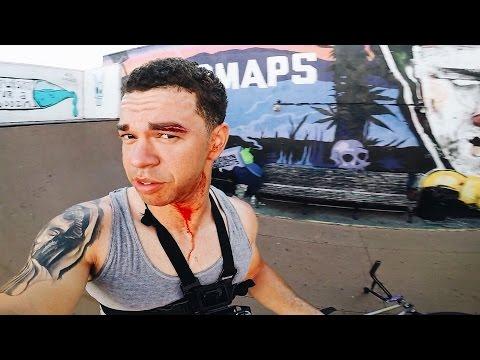 WORST BMX CRASH OF MY ENTIRE LIFE