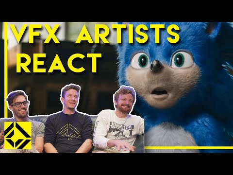 VFX Artists React to Bad & Great CGi
