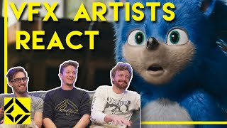 VFX Artists React To Bad And Great CGi