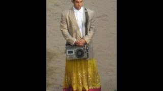 Peekay:Aamir khan first look | cast | sets | shooting | Pics