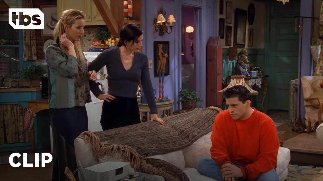 Download Friends: Joey's Awful Mistake (Season 3 Clip) | TBS