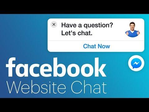 Facebook Website Chat Add-On - Brilliant Directories