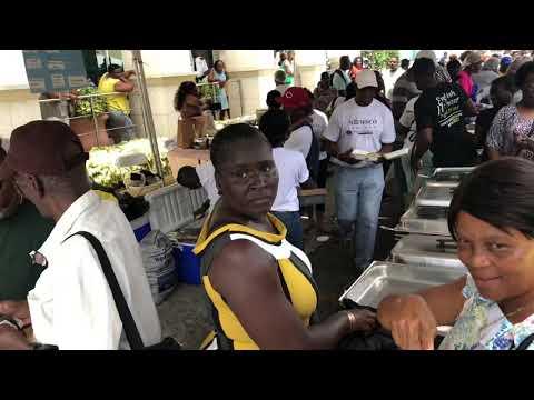 Antigua & Barbuda Sea Food 27 April 2019