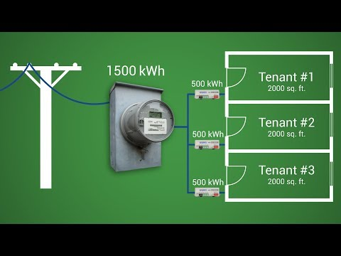 What Is Electrical Submetering?