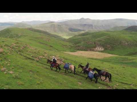 Lesotho Pony Trek 2016