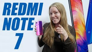 First Look of Redmi Note 7: Budget Phone with Killer Camera