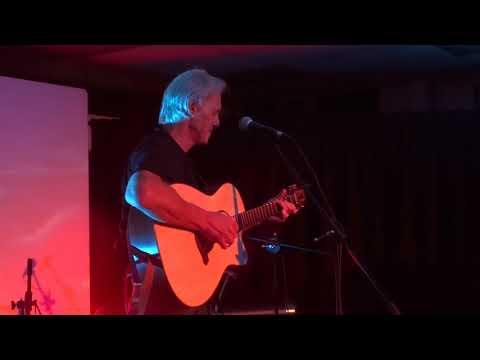 John Buckley Acoustic Cabaret Oct 2017