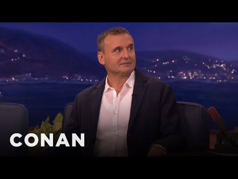 Phil Rosenthal Interview Part 1 11/10/15  - CONAN on TBS