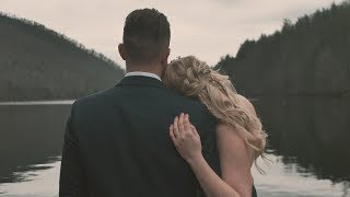 ENCHANTED FORESTRY Wedding Film // Lake Logan | Yesterday Spaces - Asheville, North Carolina