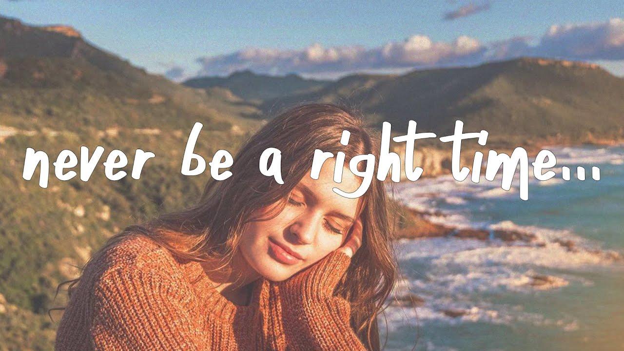 Tom Grennan - Never be a Right Time (Lyrics)