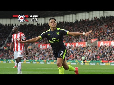 Post-Stoke Live Show: Shades of Arsenal