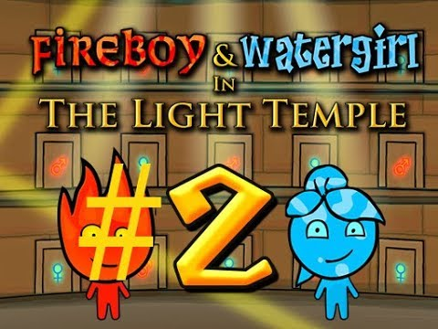 تحميل لعبة fireboy and watergirl