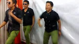 LOS GENIOS LA CULPABLE 27/05/2013 EN SUCRE-BOLIVIA