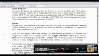 Curso de Forex - 15 de 99 - Conceptos básicos del Forex