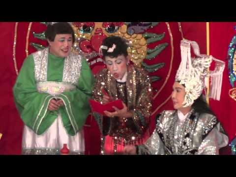 Mạnh Lệ Quân - Đánh Cờ Thanh Phong Các - Hát Chầu 26/9/2012