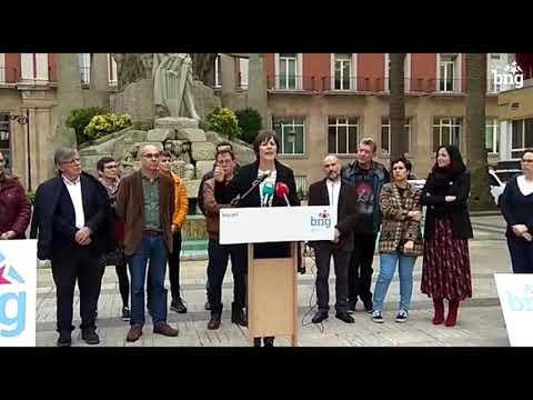 É o momento de Galiza. É o momento de non votar con medo, senón de votar con convicción.