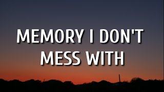 Lee Brice - Memory I Don't Mess With (Lyrics)
