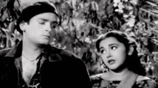 Shammi Kapoor, Ameeta - Tumsa Nahin Dekha - Scene 16/22