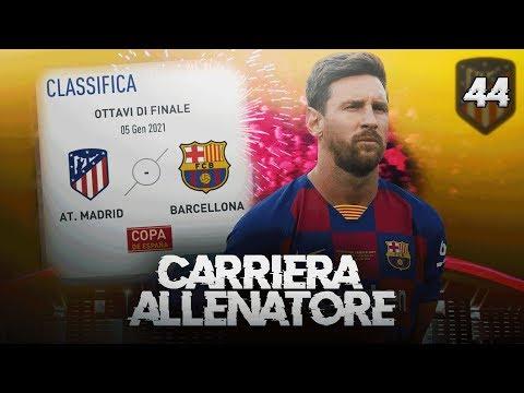 BARCELLONA, A NOI DUE! - La mia Carriera #44 (FIFA 19)