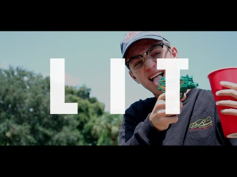 LIT (Andy Milonakis feat. Lil Yachty)   Music Video