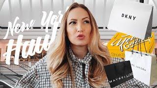 NAGY NEW YORK HAUL | USA HAUL 2 ♡ Chloe From The Woods