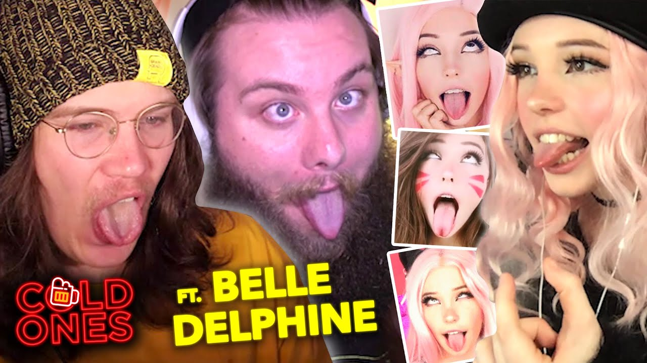 Download Belle Delphine Teaches us her Ahegao face