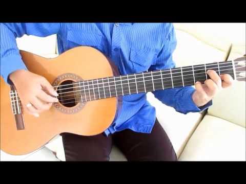 Belajar Kunci Gitar Ungu Demi Waktu Intro