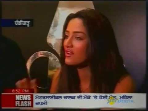 TV NEWS - PTC - Pakistani Model Mathira in Punjabi Movie