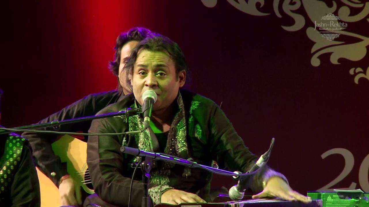 Tumhein dillagi bhool jaani padegi - Rafaqat Ali Khan at Jashn-e-Rekhta 2016