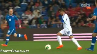 Israel 1 3 Slovakia   FootyGoals   Latest All Goals and Match Highlights