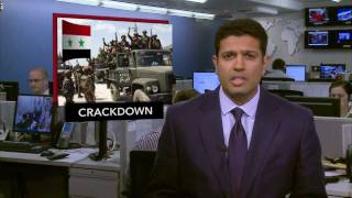 News Wrap: Expecting More Syrians, Turkey Builds Another Refugee Camp