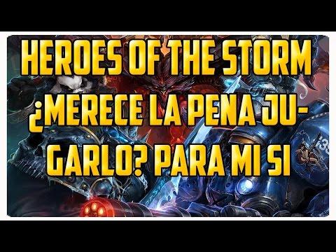 Heroes of the storm ¿Merece la pena jugarlo? para mi si