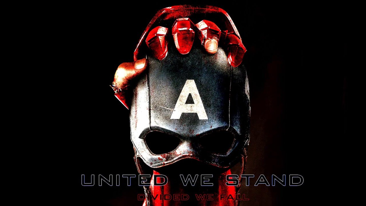 """Download Captain America: Civil War  - """" United We Stand.Divided We Fall """" ( Marvel x DC part 1 )"""