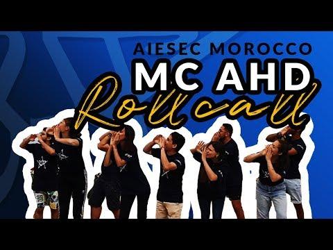 MC AHD ROLLCALL