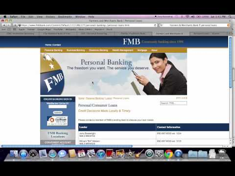 What Florida Banks Offer Bad Credit Installment Loans In 2012