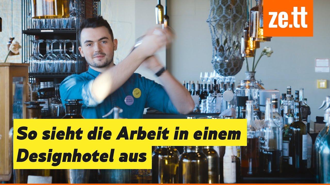6 Fakten zum Job als Hotelfachmann | Auf Arbeit