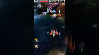 Galaxy Shooter Space Shooting android game