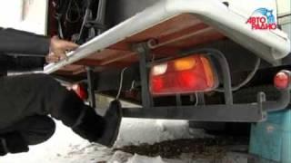 Василий Степовой смастерил дом на колесах(, 2011-02-03T11:46:00.000Z)